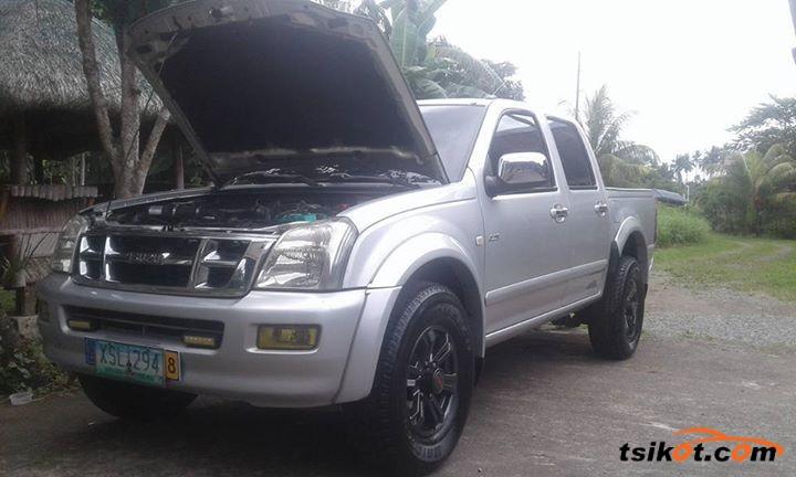 Isuzu D-Max 2004 - 1