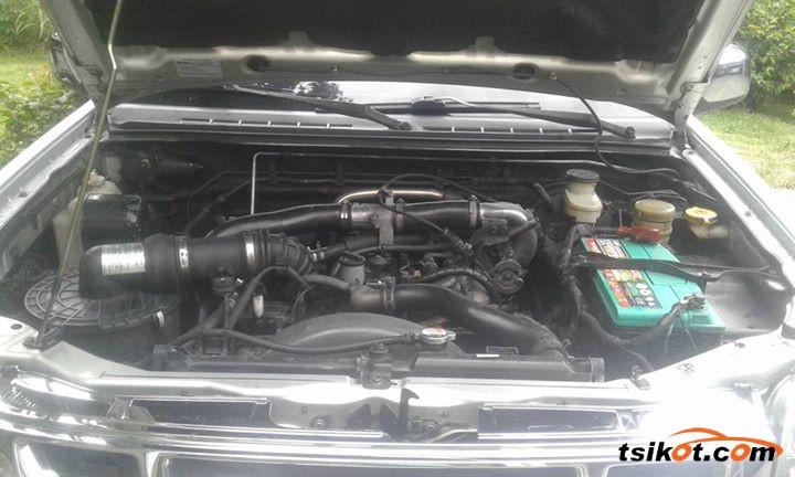 Isuzu D-Max 2004 - 2