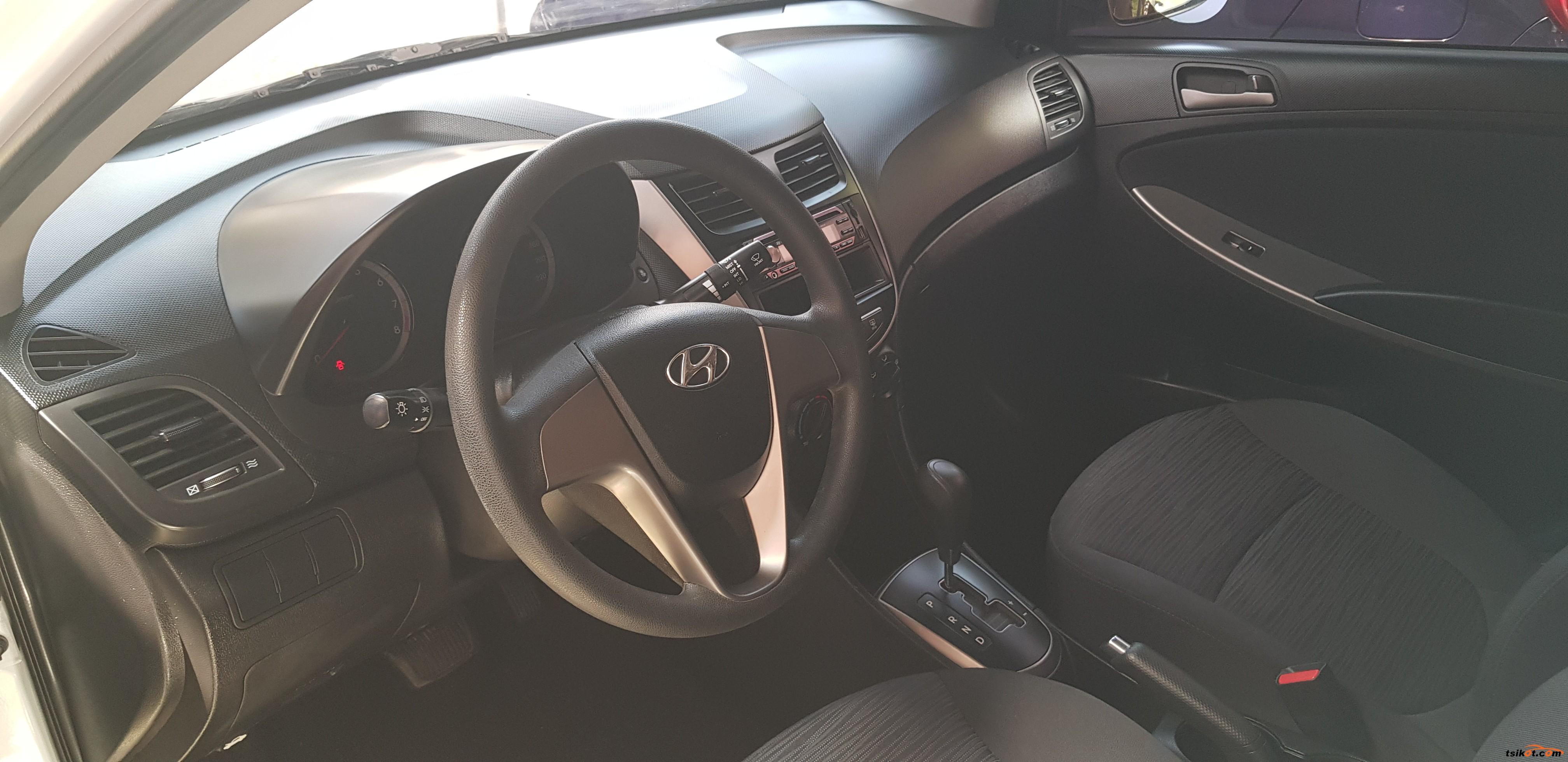 Hyundai Accent 2016 - 2
