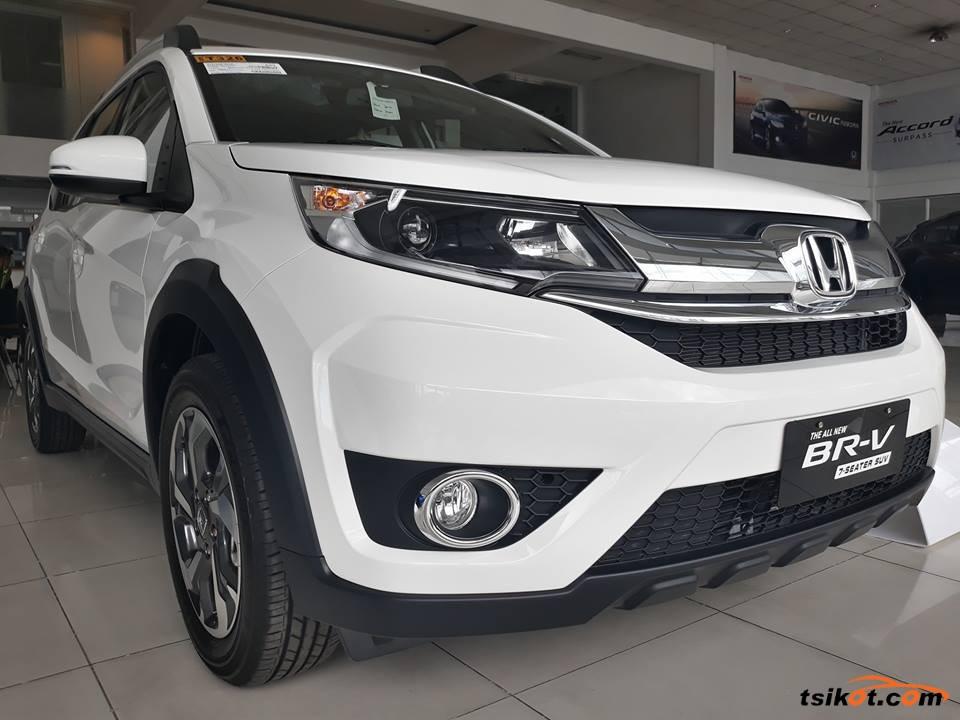 Honda Br-V 2018 - 8