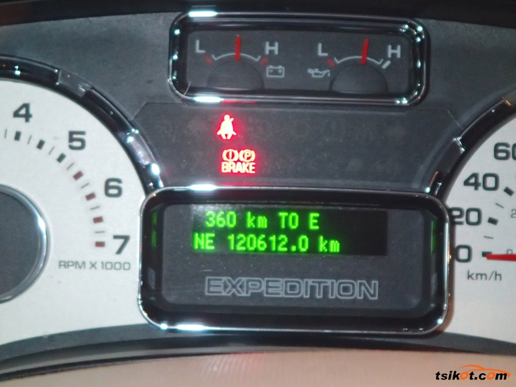 Ford Expedition 2008 - 9