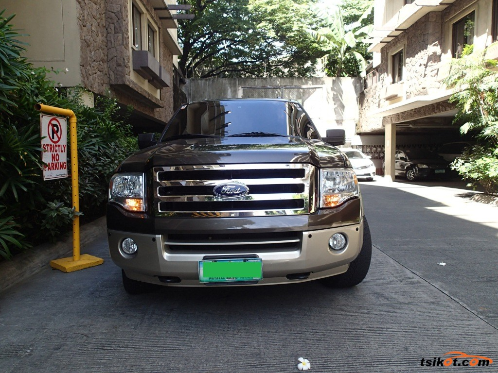 Ford Expedition 2008 - 4