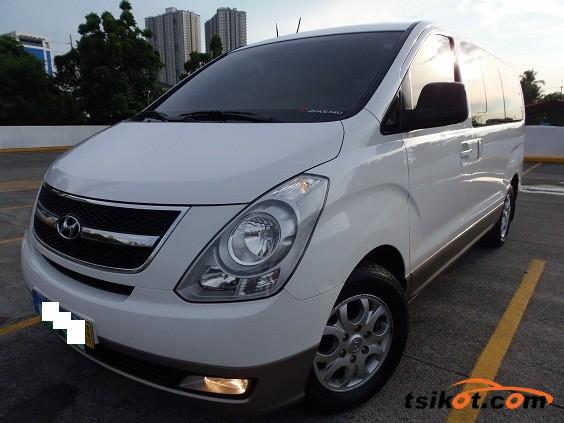 Hyundai G.starex 2013 - 1