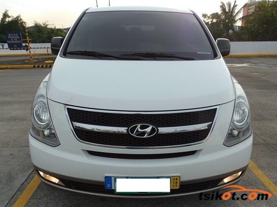 Hyundai G.starex 2013 - 2