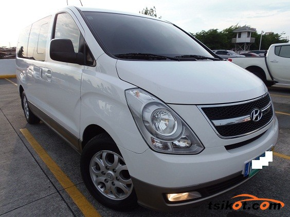Hyundai G.starex 2013 - 4
