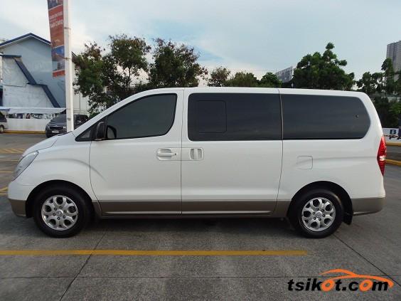 Hyundai G.starex 2013 - 5