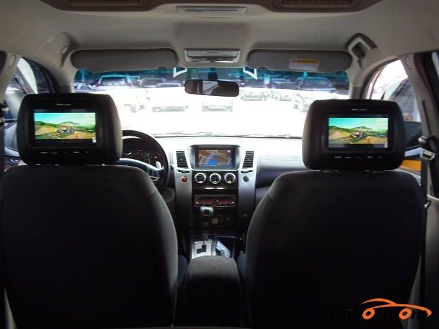 Mitsubishi Montero 2013 - 9