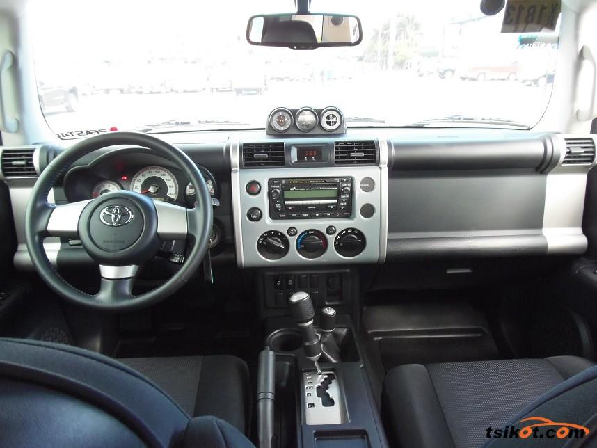 Toyota Fj Cruiser 2015 - 10