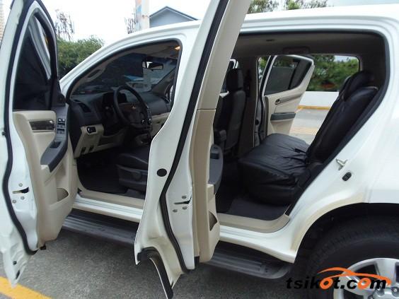 Chevrolet Trailblazer 2014 - 4