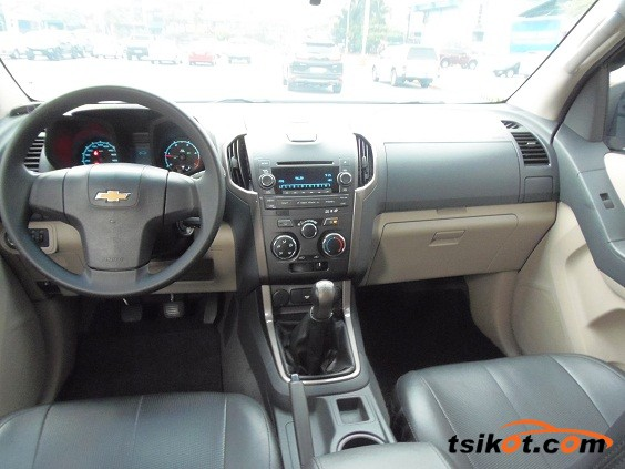 Chevrolet Trailblazer 2014 - 9