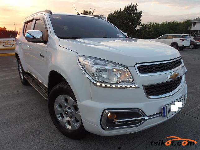Chevrolet Trailblazer 2014 - 4