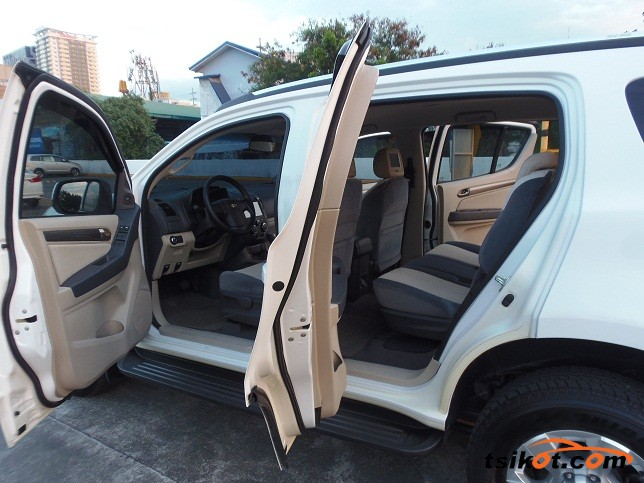 Chevrolet Trailblazer 2014 - 8