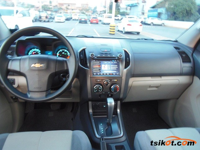 Chevrolet Trailblazer 2014 - 9