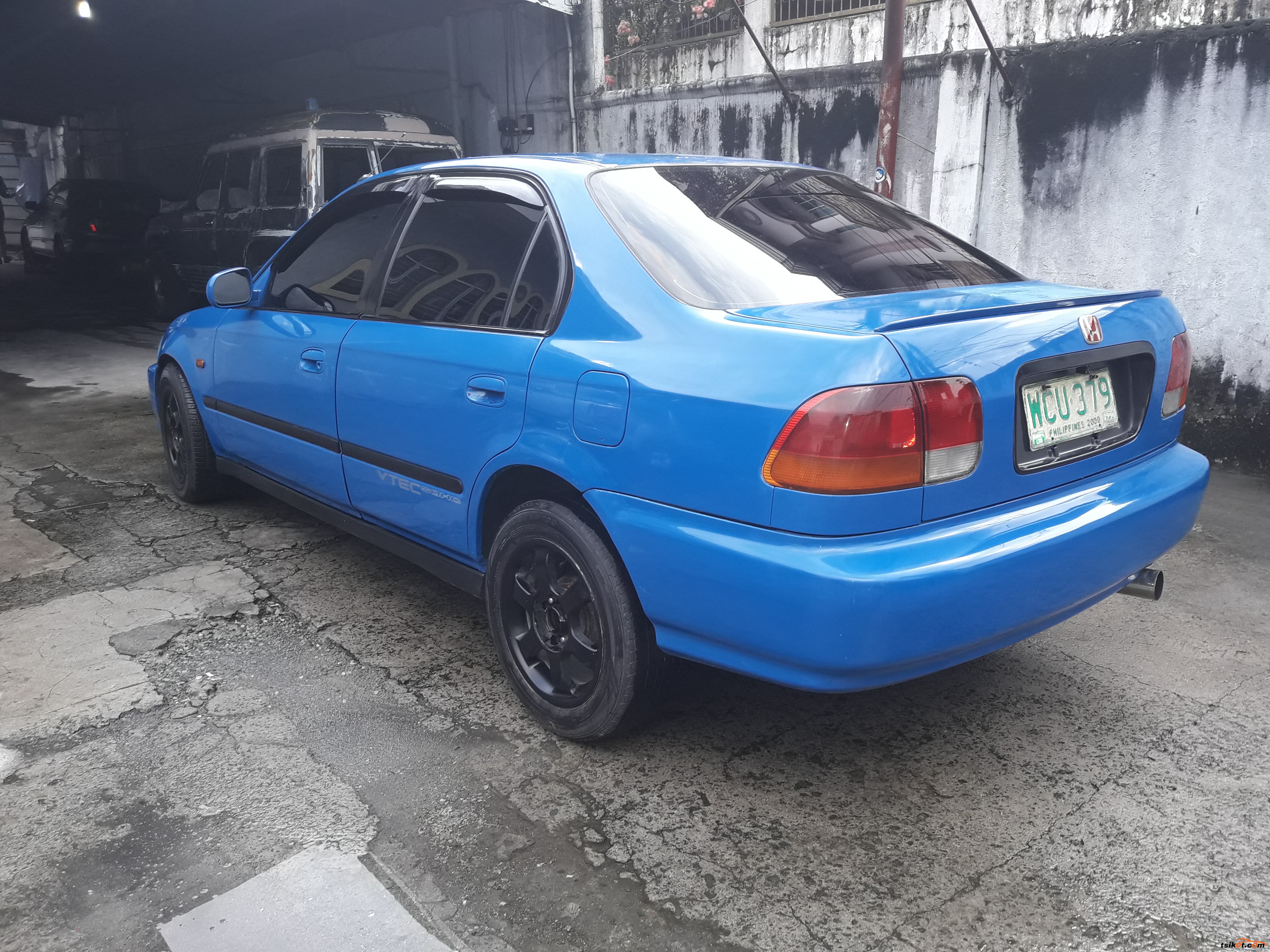 Honda Civic 1998 - 3