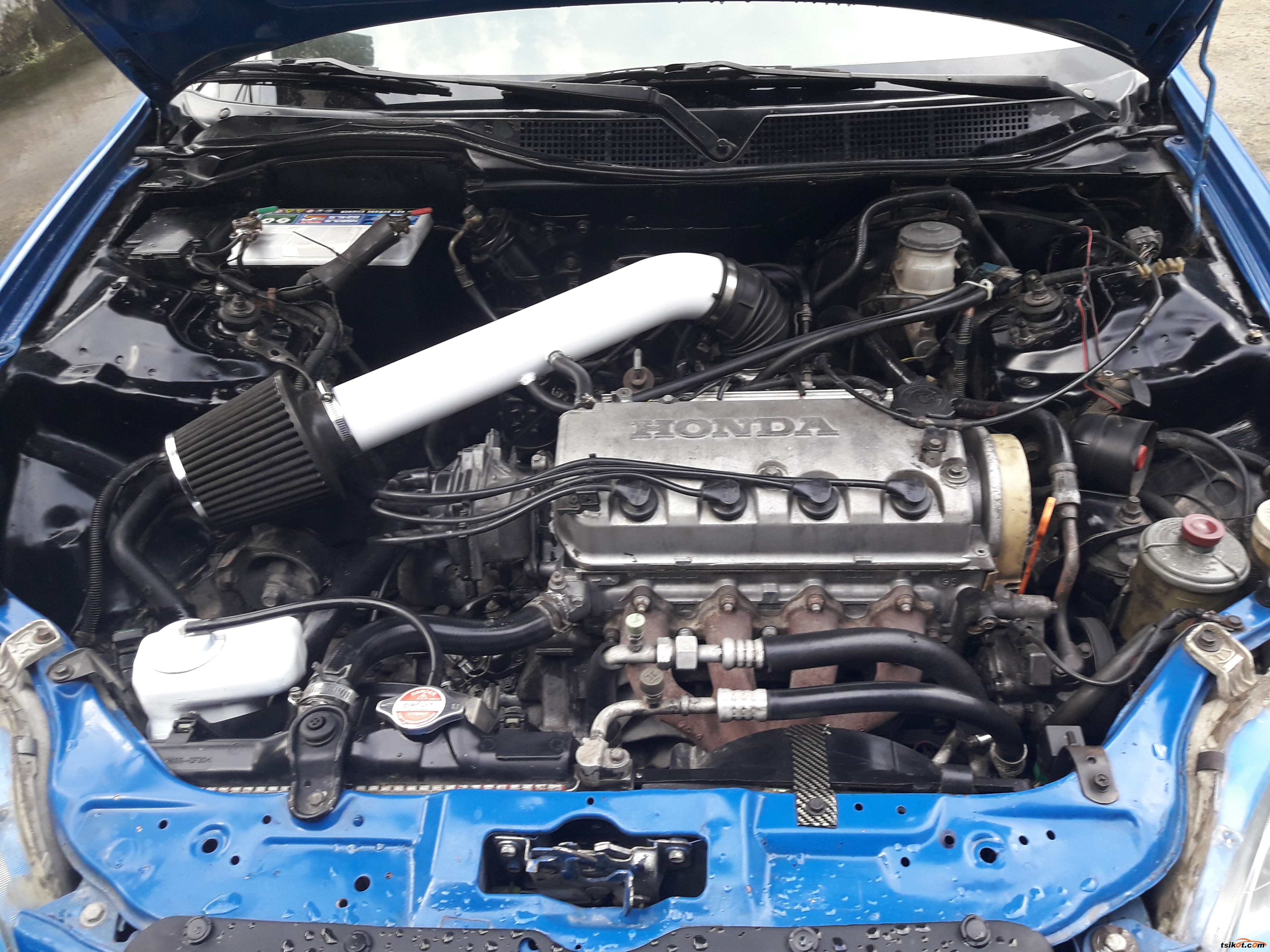 Honda Civic 1998 - 5
