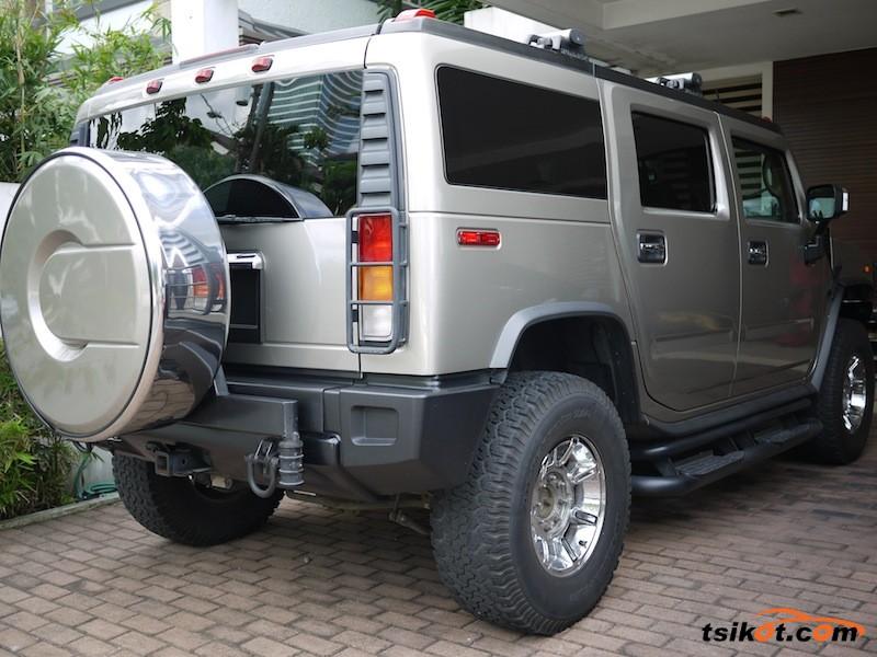 Hummer H2 2003 - 1