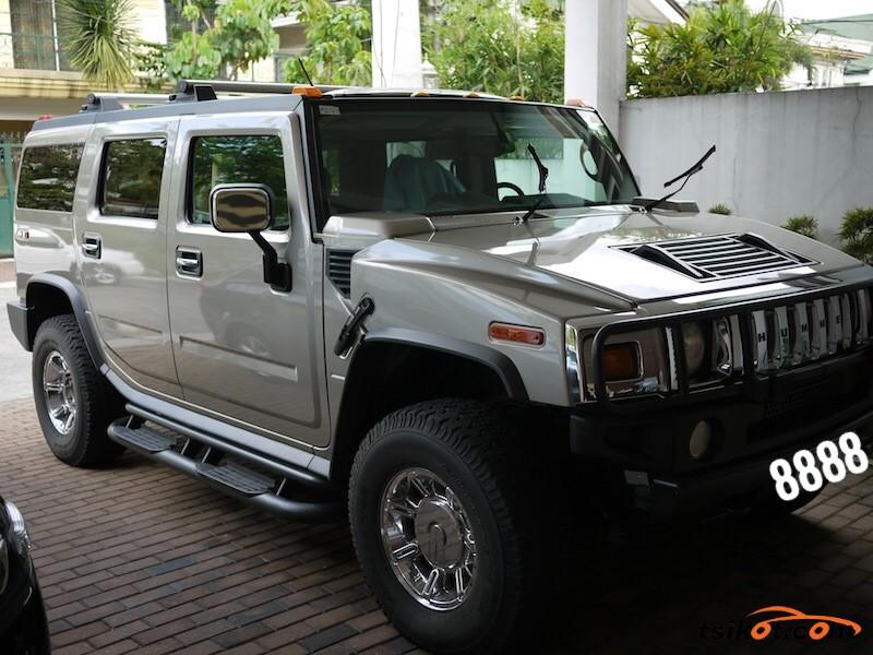 Hummer H2 2003 - 10