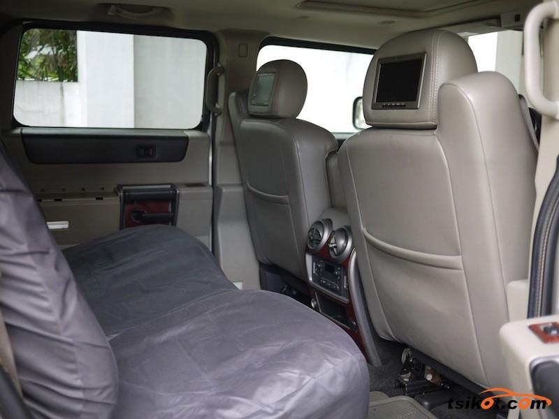 Hummer H2 2003 - 4