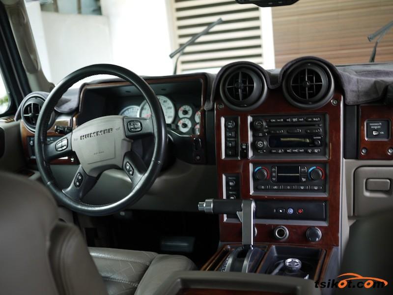 Hummer H2 2003 - 5