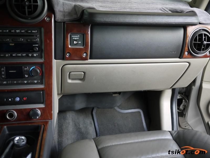 Hummer H2 2003 - 6
