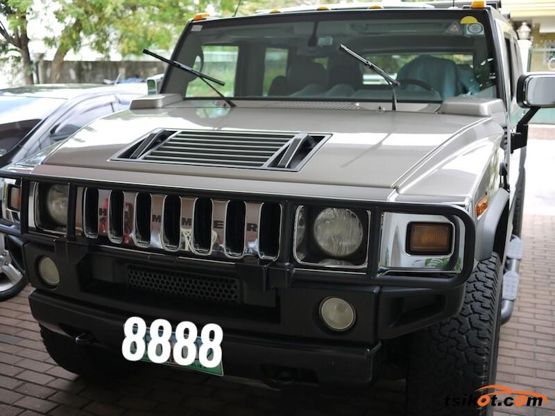Hummer H2 2003 - 9