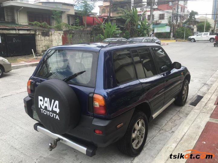 Toyota Rav4 1998 - 7
