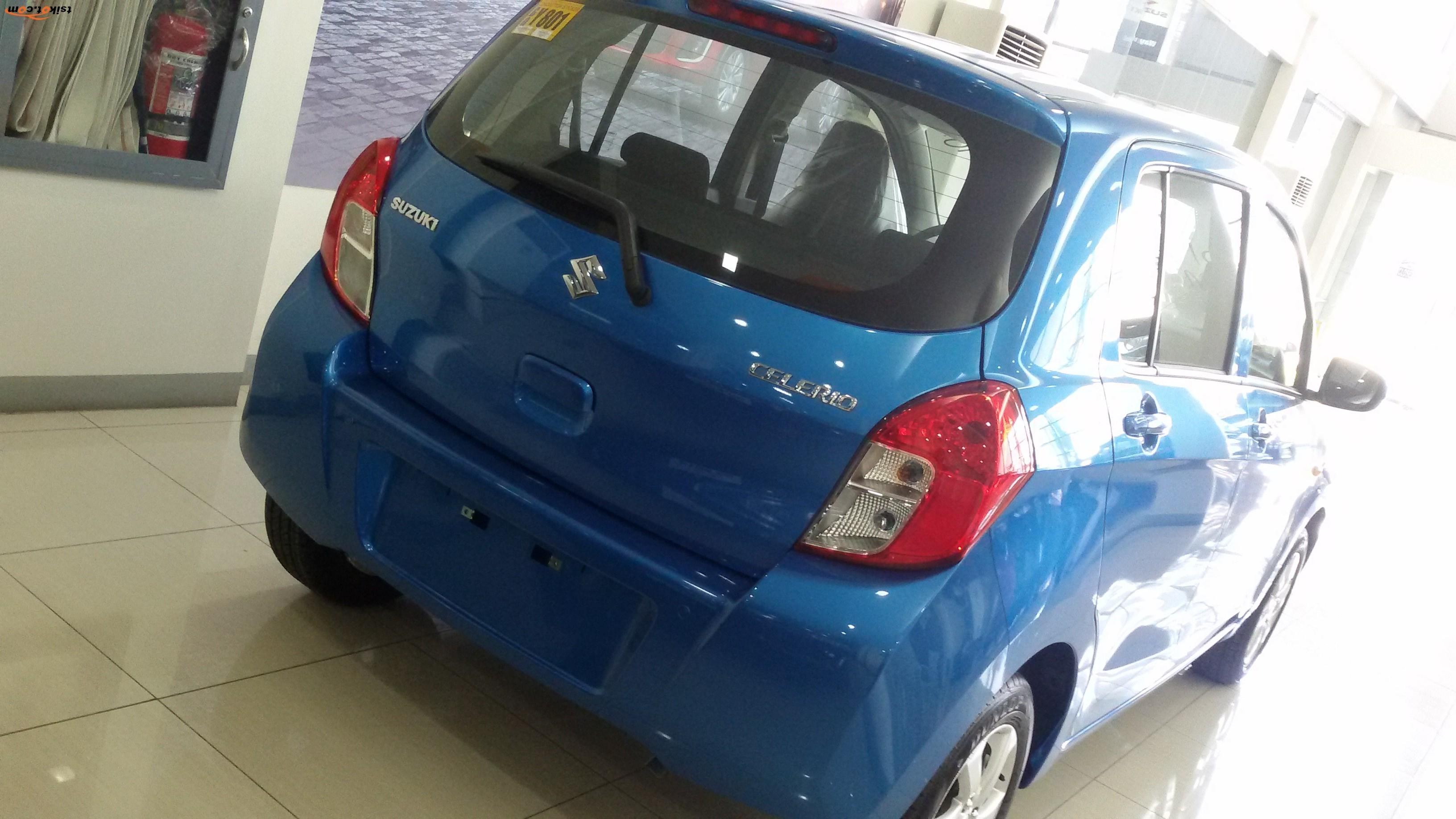 Suzuki Celerio 2018 - 1