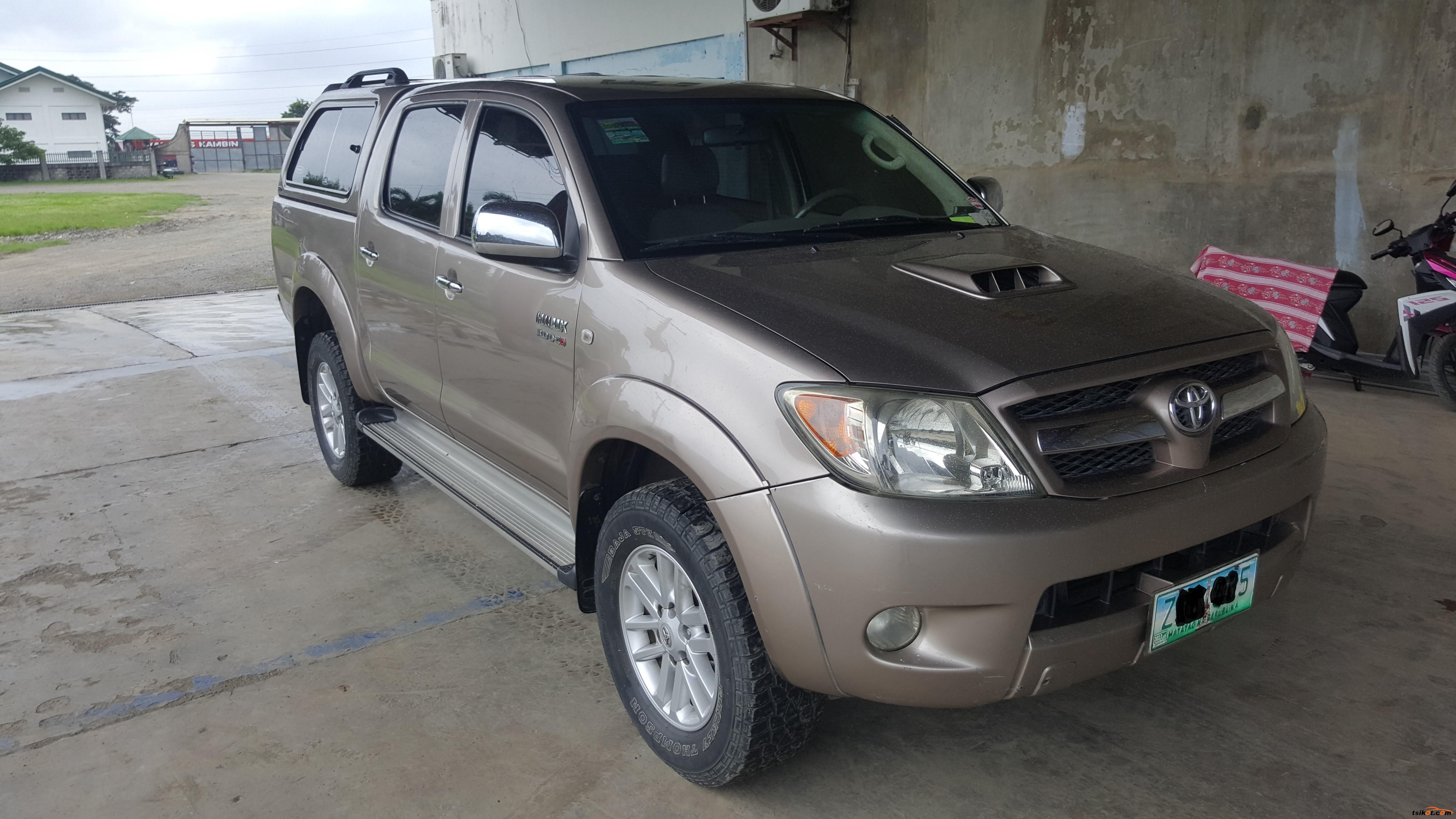 Toyota Hilux 2005 - 1