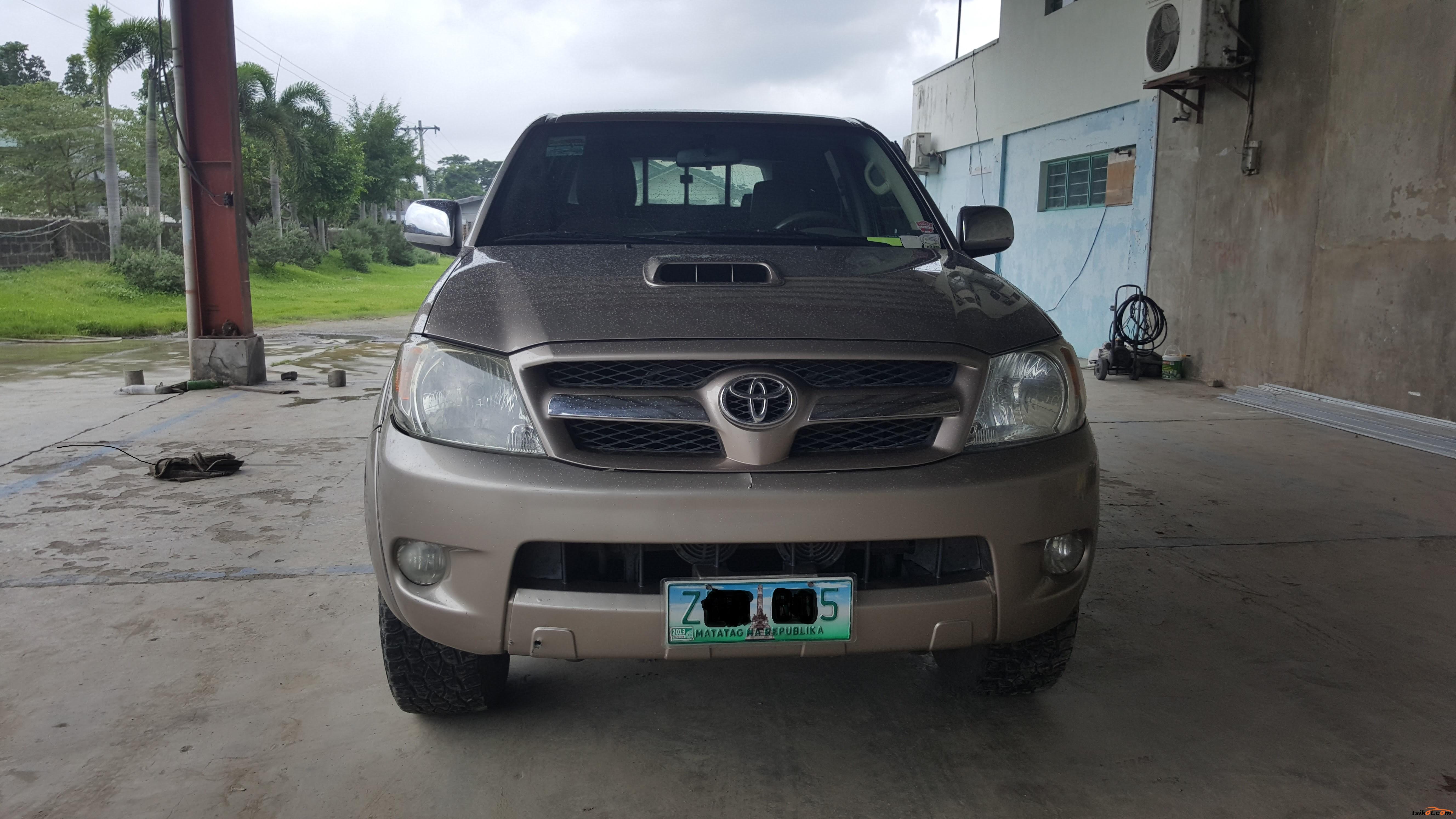 Toyota Hilux 2005 - 2