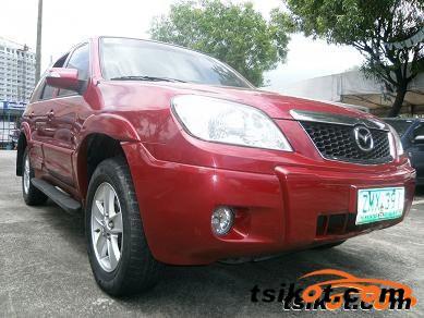 Mazda Tribute 2008 - 2