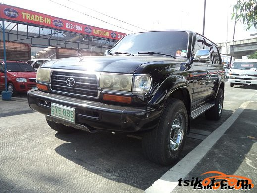 Toyota Land Cruiser 1995 - 1