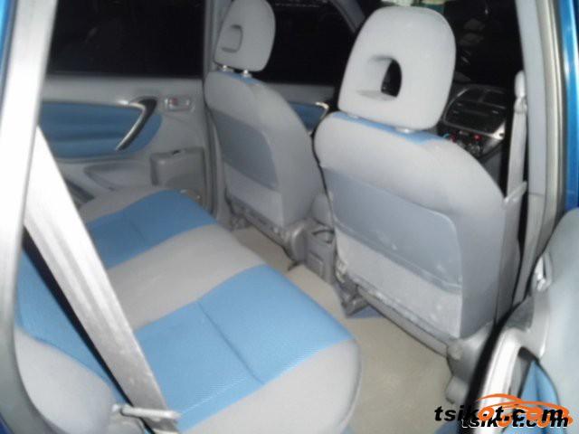 Toyota Avalon 2001 - 2