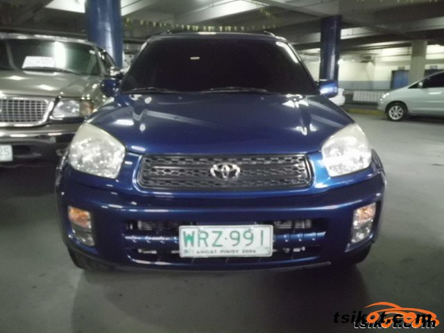 Toyota Avalon 2001 - 4