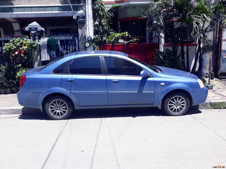 Chevrolet Optra 2004 - 1