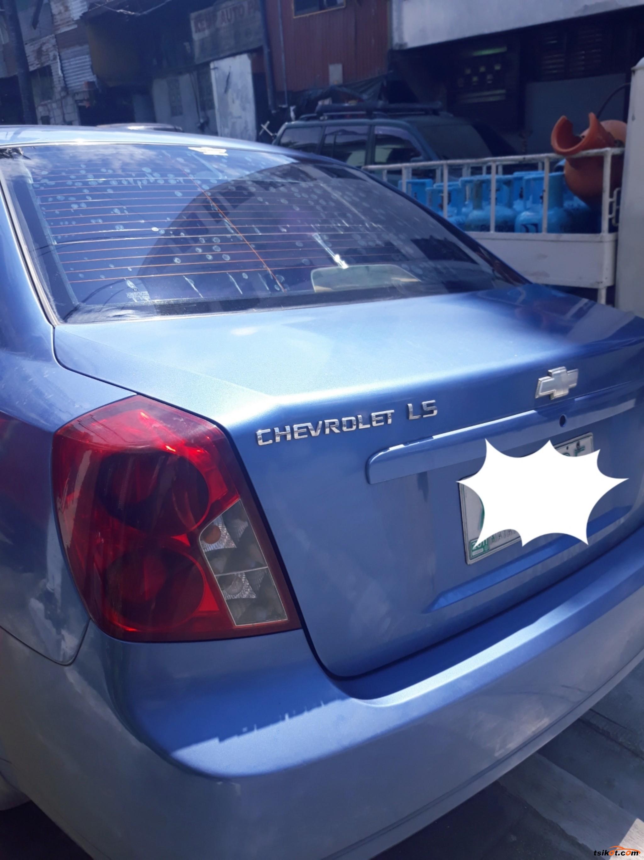 Chevrolet Optra 2004 - 2