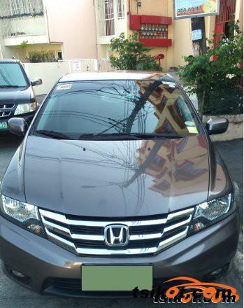 Honda City 2013 - 2