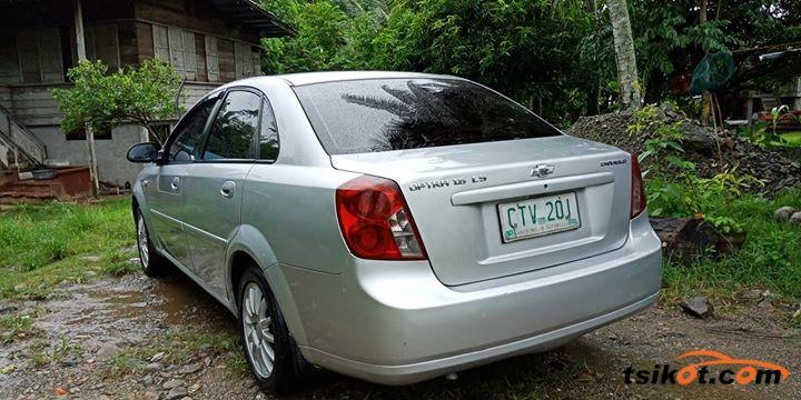 Chevrolet Optra 2004 - 4
