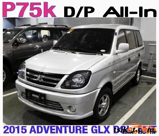 Mitsubishi Adventure 2015 - 2