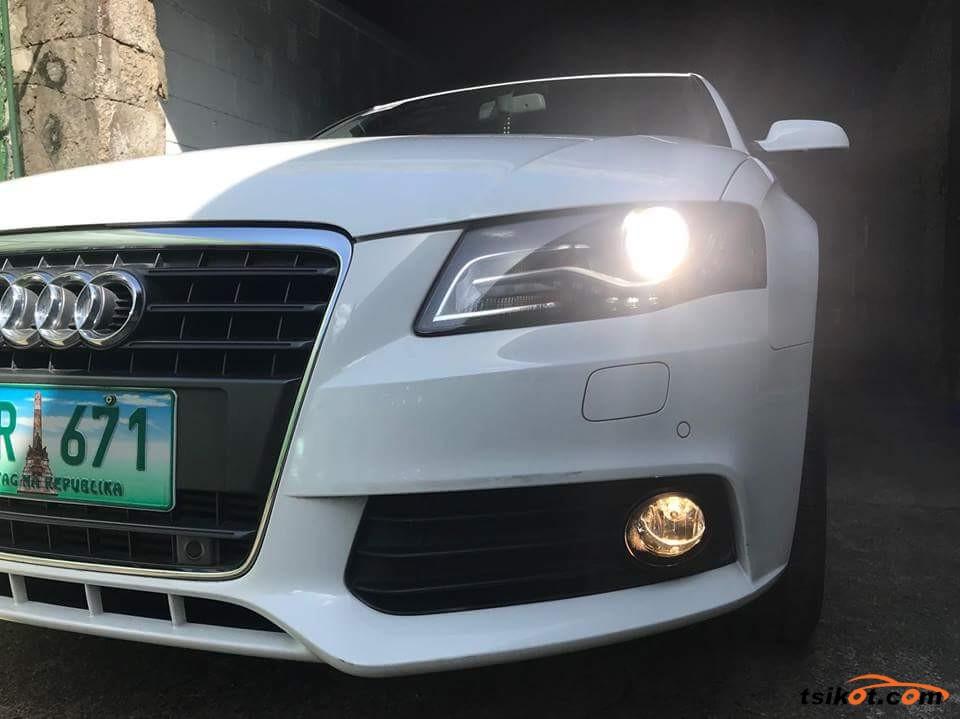 Audi A4 2013 - 1