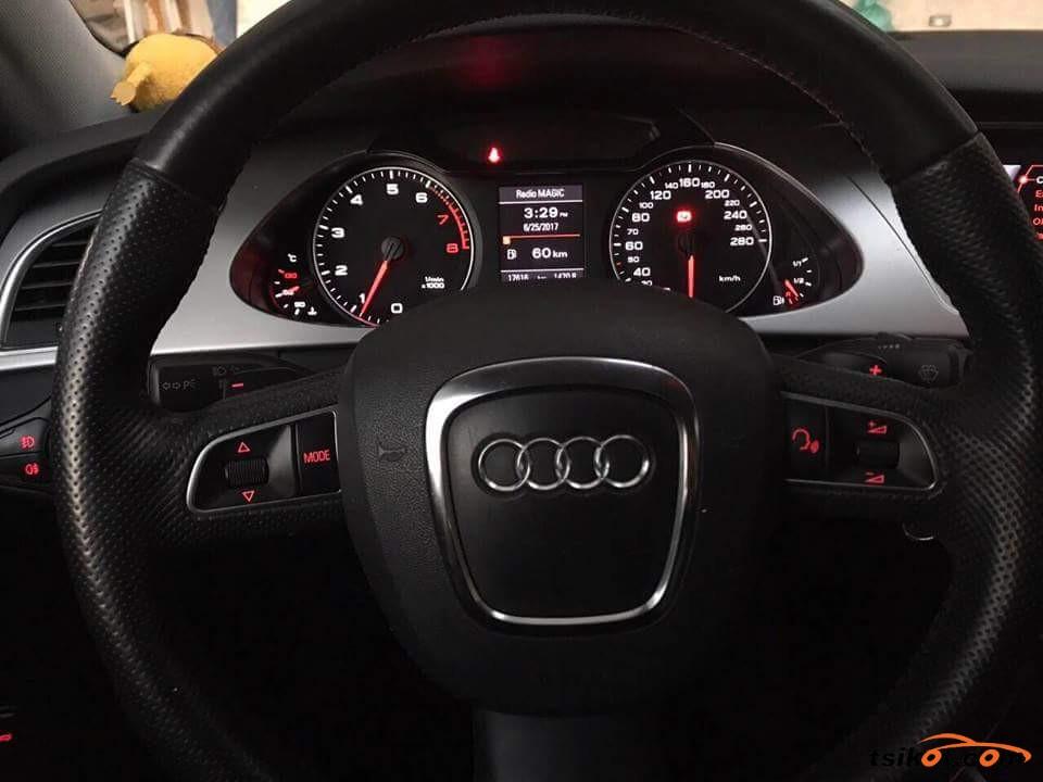 Audi A4 2013 - 4