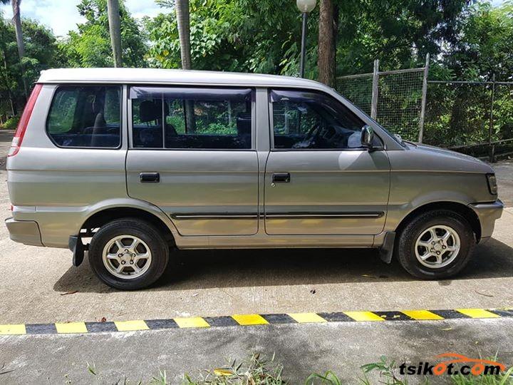 Mitsubishi Adventure 2004 - 5