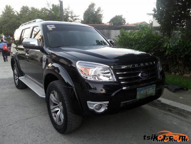 Ford Everest 2010 - 3