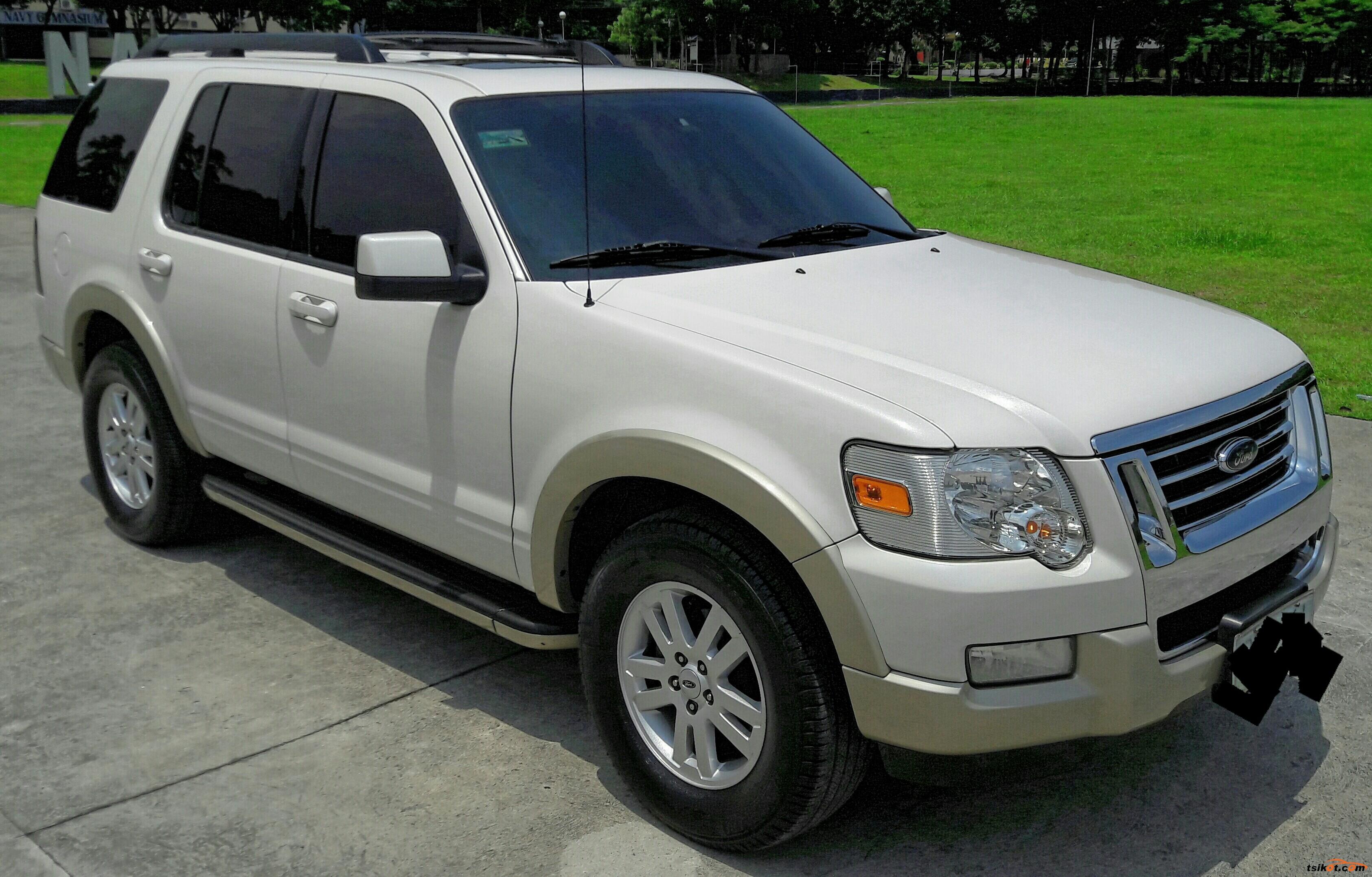 Ford Explorer 2011 - 2