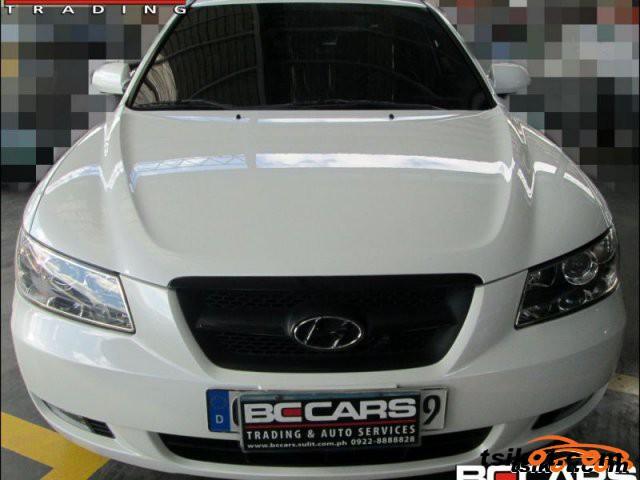 Hyundai Sonata 2009 - 1