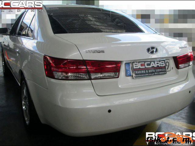 Hyundai Sonata 2009 - 2