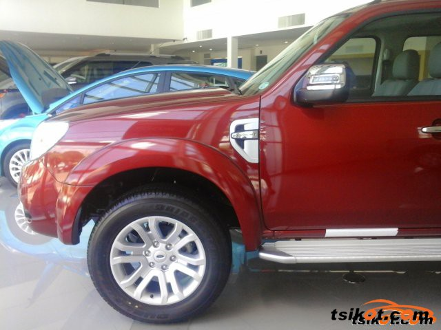 Ford Everest 2014 - 5