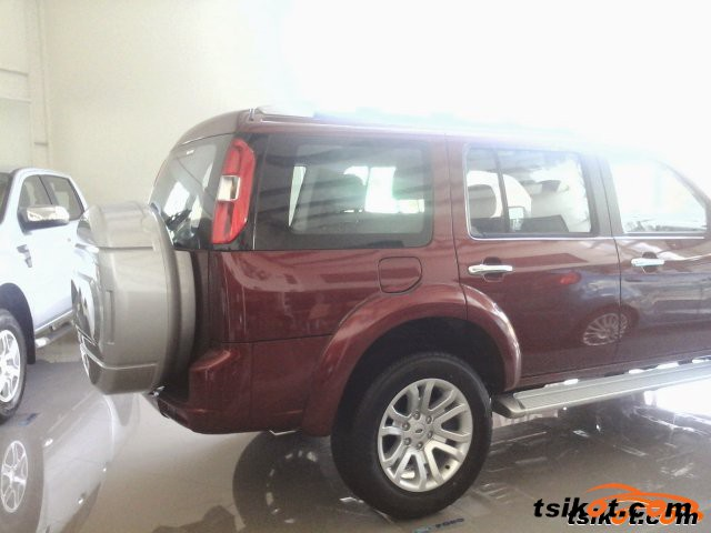 Ford Everest 2014 - 6