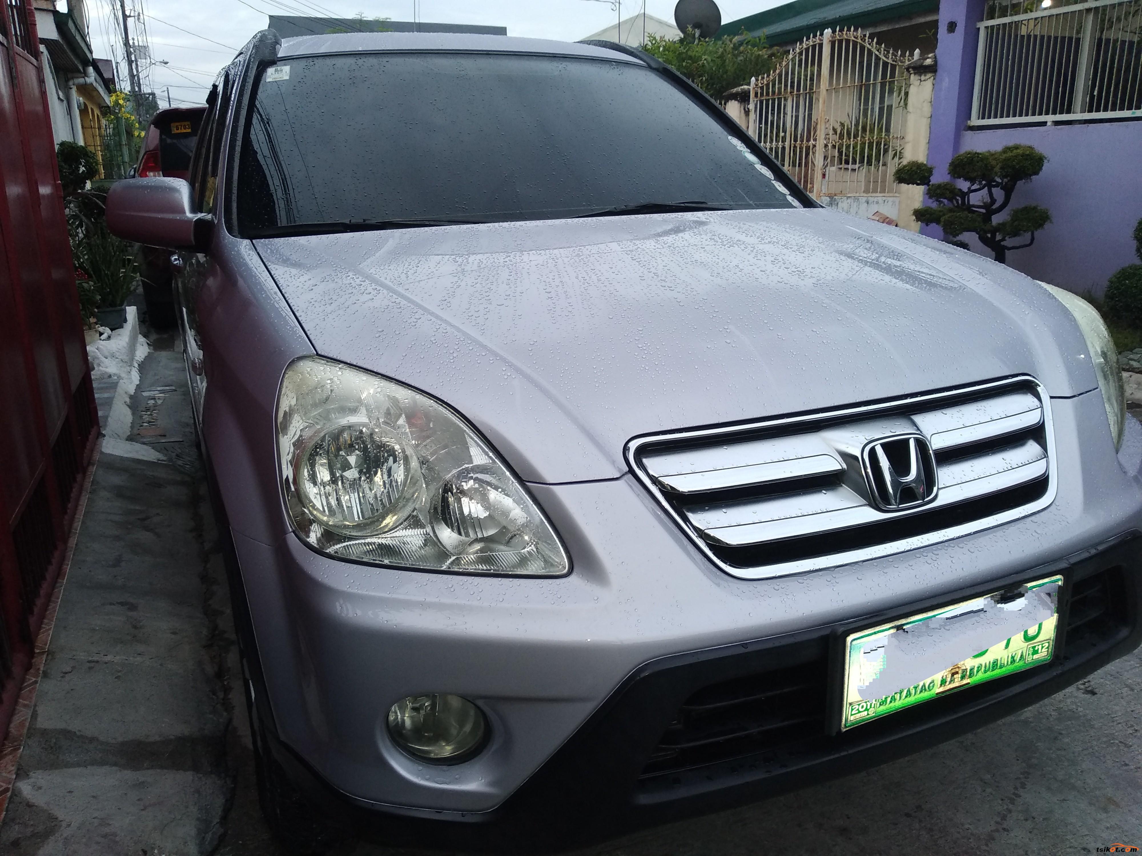 Honda Cr-V 2005 - 4