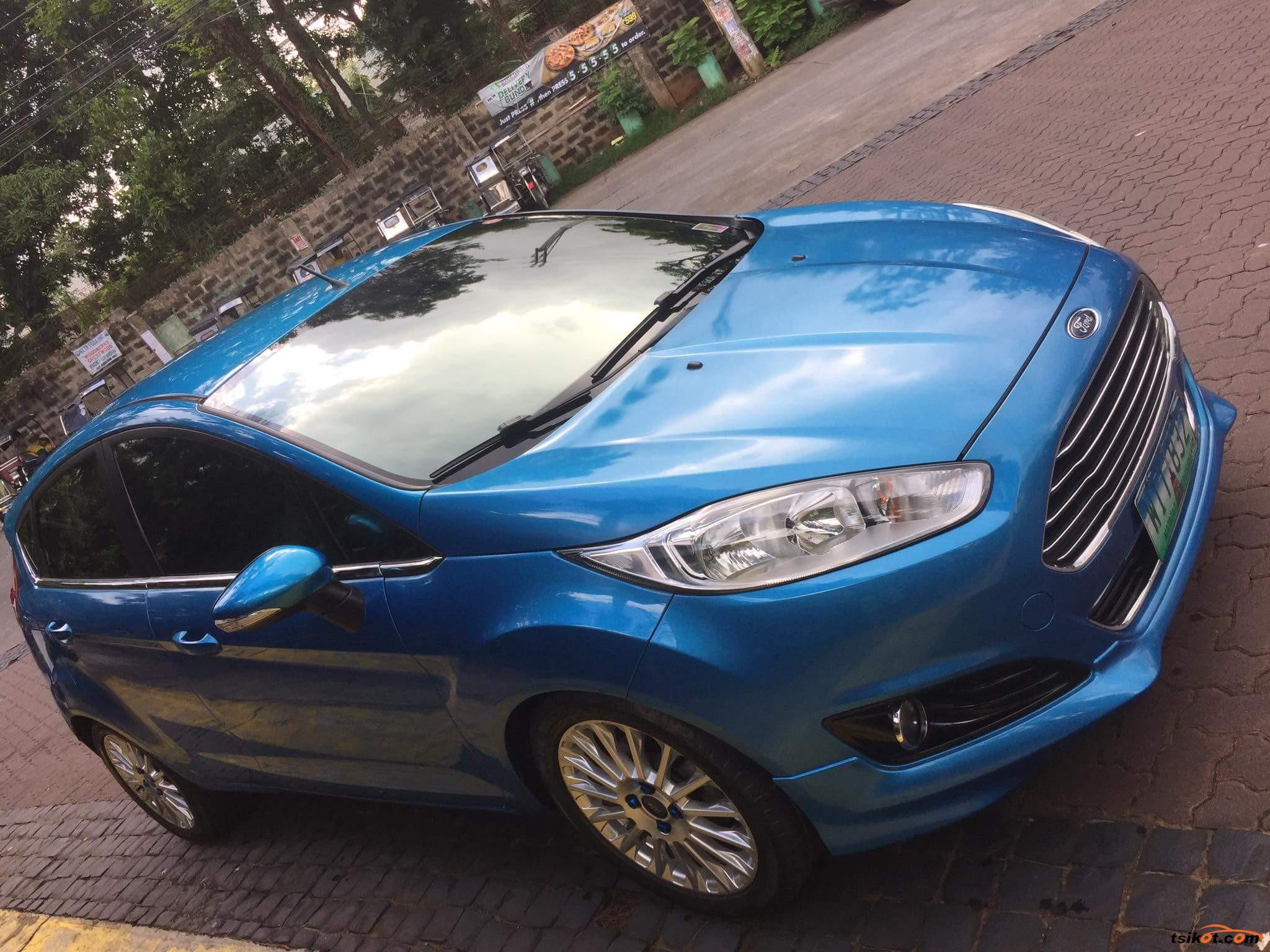 Ford Fiesta 2014 - 4