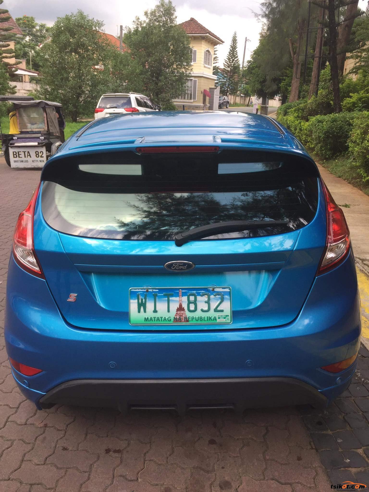 Ford Fiesta 2014 - 6